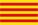 Catalan language flag
