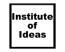 Institute of Ideas Black and White Logo