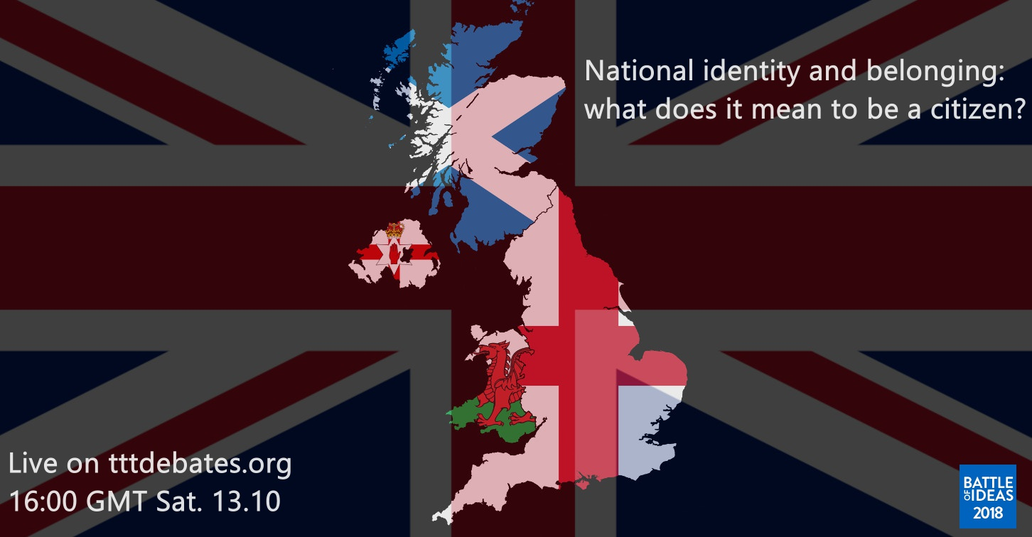 National Identity And Belonging What Does It Mean To Be A Citizen